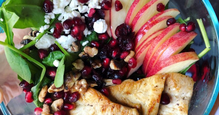 WHAT I'M LOVING: Winter Salads