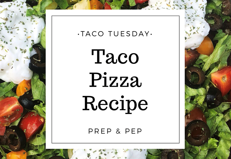 [RECIPE] Taco Tuesday: Taco Pizza
