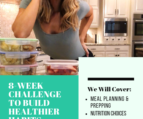 8-WEEKS TO BUILD HEALTHIER HABITS ROUND 2: SIGN-UP!